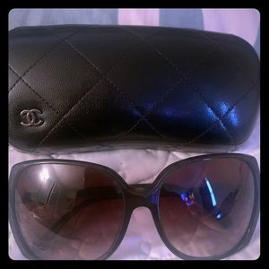 Chanel Sunglasses Oversized